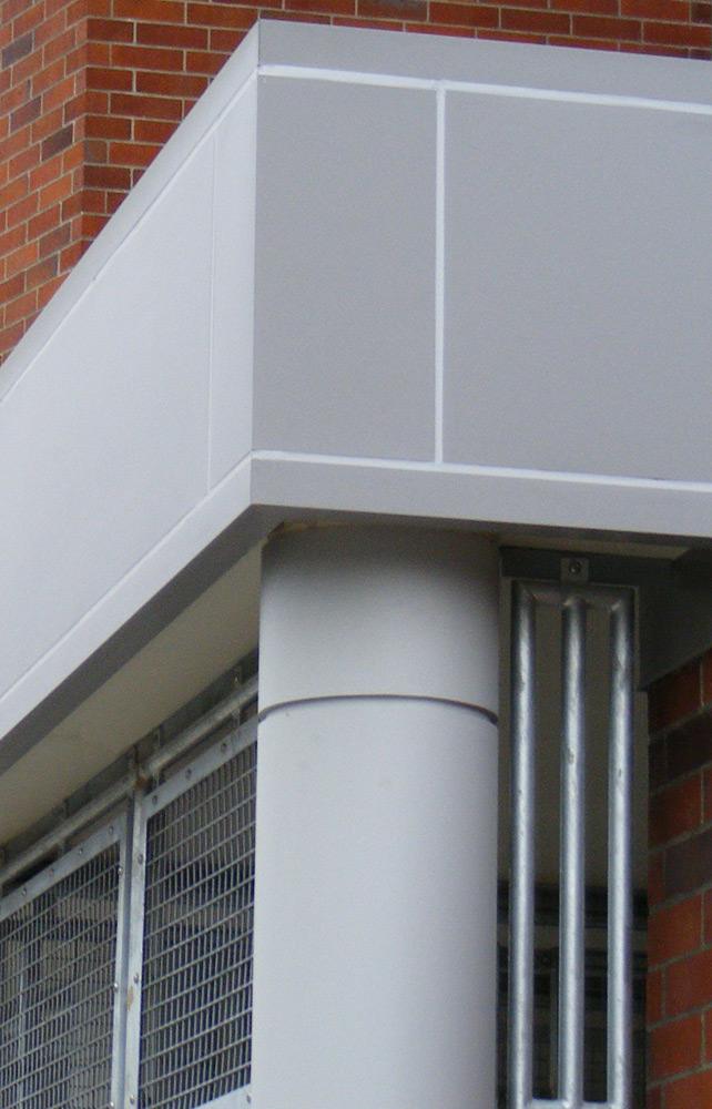 Flat Metal Wall Panels